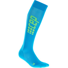 cep Pro+ Run Ultralight Socks Men electric blue/green